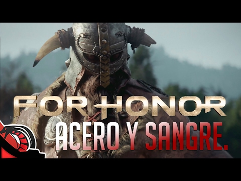 ACERO Y SANGRE | FOR HONOR Open Beta Streaming c/ None y Cash | SrSerpiente