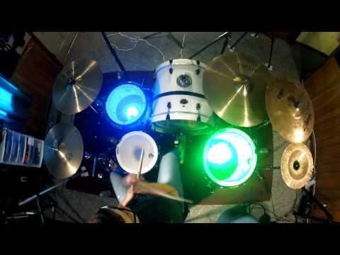 Shinedown - Bully - Drum Cover   IAmBland