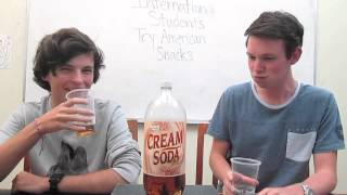 Appalachian State International Students Try American Snacks
