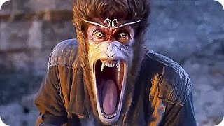 Journey To The West 2 Teaser Trailer 2017 Chinese Fantasy Movie