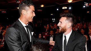 Cristiano Ronaldo amp Lionel Messi  Great Friends