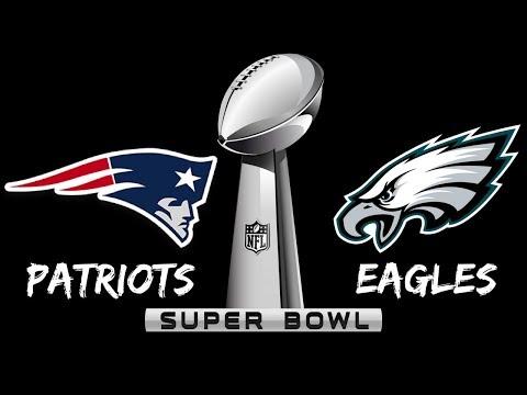 Image result for Philadelphia Eagles vs New England Patriots NFL 2018 Live Stream