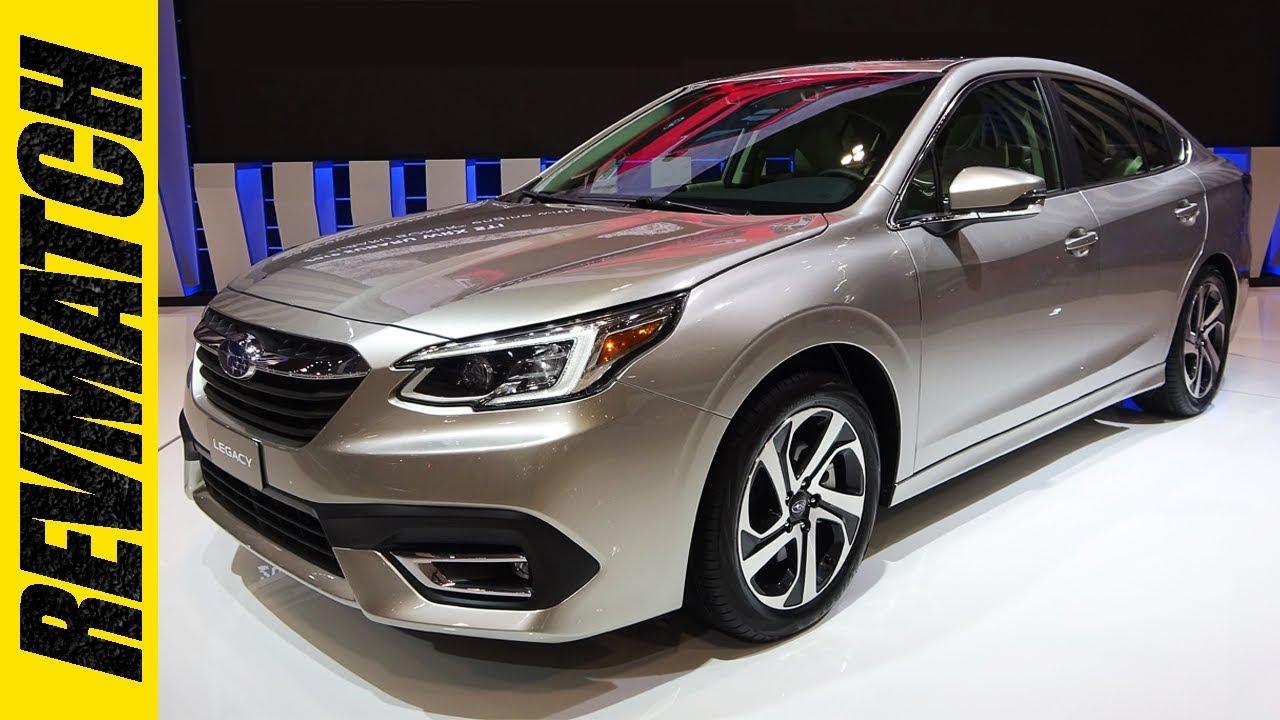 2020 Subaru Legacy - First Impressions