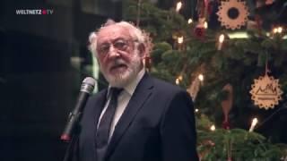 Dieter Hallervordens Weihnachtsgrüße an Erdoğan