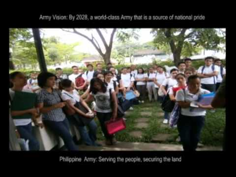 Philippine Army Recruitment promo video