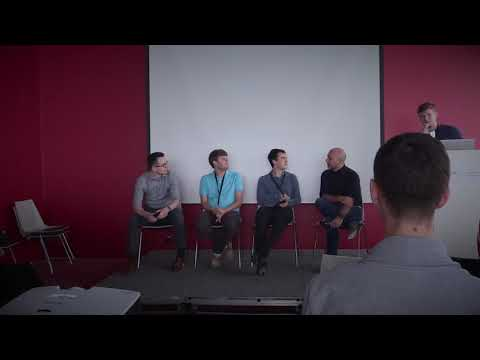 Panel on the Digital Assets Universe at M-0 Conference in Crypto Valley (Oct 2017)