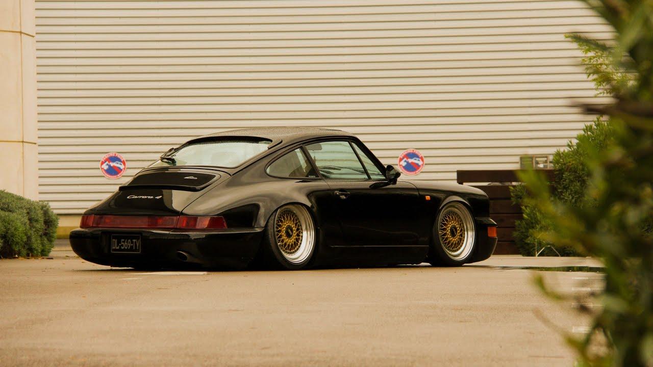 Porsche 964 Bagged Oem Bbs Wheels Fastworksmedia