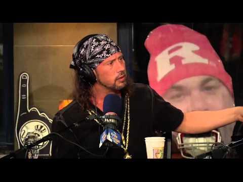 The Artie Lange Show - X-Pac - In The Studio