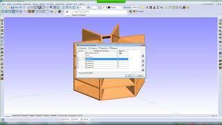 БАЗИС Мебельщик 9 Сортировка при выборе используемого материала