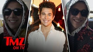 Austin Mahone Agrees To Sing At A TMZ Staffer's Wedding! | TMZ TV