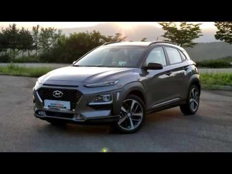 Hyundai Kona ждем в России в 2018 году