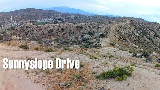 Sunnyslope Drive MTB Trail - Yucca Valley, CA (April 2016)