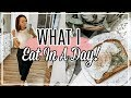 🍴🍔🍕REAL LIFE WHAT I EAT IN A DAY | FULL DAY OF EATING | THE WELDERS WIFE
