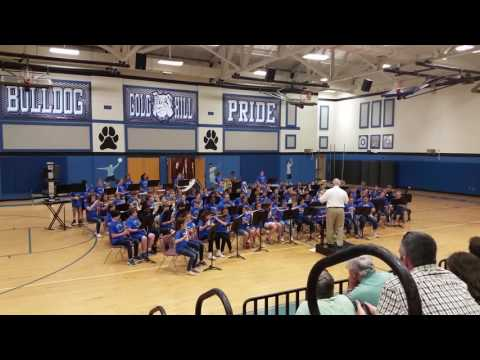 Gold Hill Middle School Band