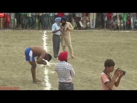 SARNGRHA (Amritsar) - ਸਰੰਗੜਾ (ਅੰਮ੍ਰਿਤਸਰ) | KABADDI SHOW MATCHES - 2016  | Full HD | Part 1st