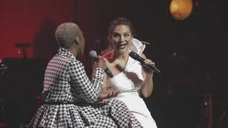 Shoshana Bean & Cynthia Erivo -  I Did Something Bad LIVE at the Apollo Theater 7/30/18 Video