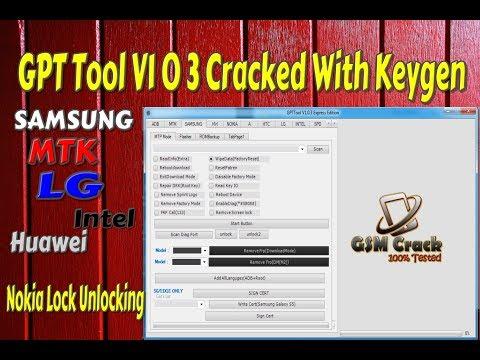 GPT TOOL V 1 0 3 Latest crack and keygen free download