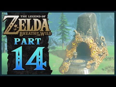 The Legend of Zelda: Breath of the Wild - Hidden Lanayru Shrines | Part 14