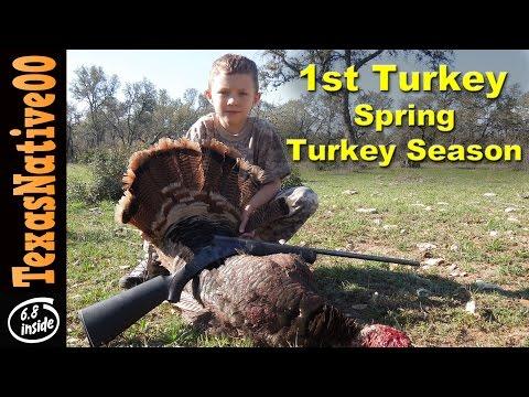 Turkey Hunting - Spring Season Youth Hunt