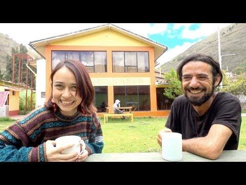 Her Şeyi Geride Bırakıp Hayallerini Yaşayan İnsanlar - Peru