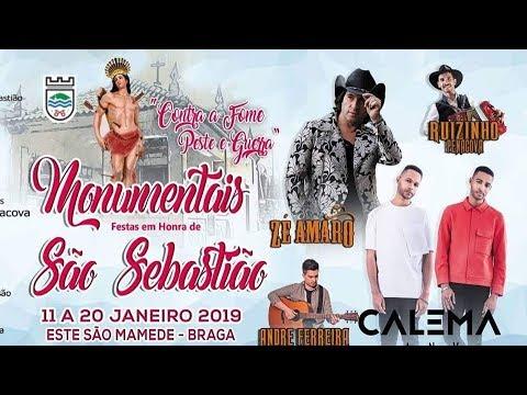 Festa S  Sebastião 2019 - Este S. Mamede  - Braga