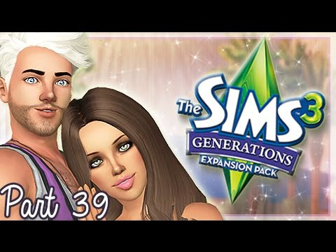 Let's Play : The Sims 3 Generations S2 - ( Part 39 ) - Catching Up With Family