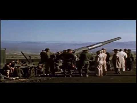 Nuclear test - Nuclear Cannon