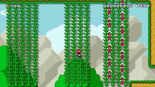 """Super Mario Maker """"celebrate good friday not easter"""" (Unedited Gameplay)"""