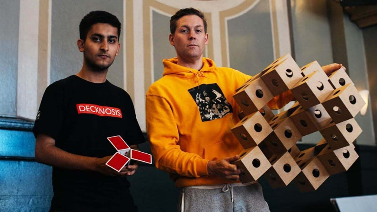 Decknosis at Cardistry-Con 2019 (Feat. Erik Aberg)