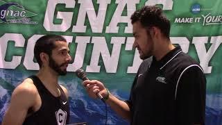 GNAC Indoor Track & Field Championships - Carlos Ortiz