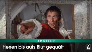 Hexen bis aufs Blut gequält (DVD- und Blu-ray-Trailer) Version 1