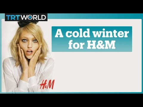 H&M fails to sell $4.3 billion worth of clothes