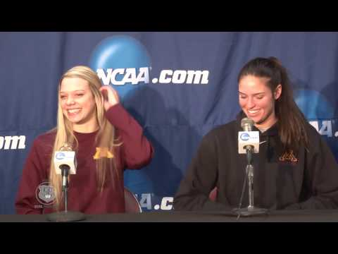 Paige Tapp, Sarah Wilhite Preview Final Four