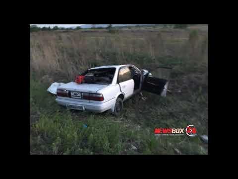Страшная авария в Партизанске: два человека погибли на месте