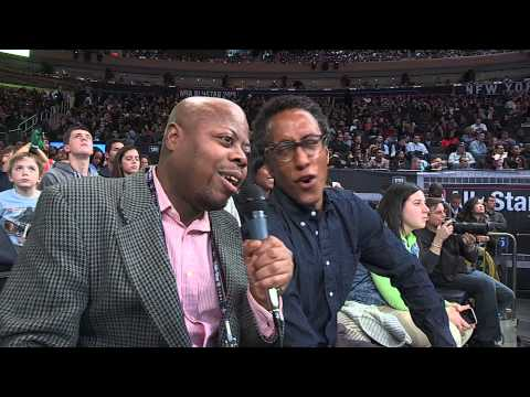 Andre Royo discusses first film, joined by fashion pioneer Tony Shellman