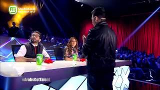 Arabs Got Talent - جاسر العمدة