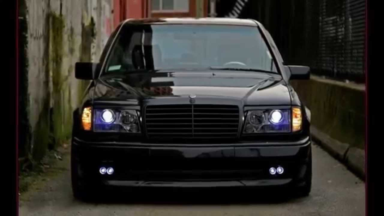Mercedes Modified Cars Wallpapers Shocking 190e Amg Youtube