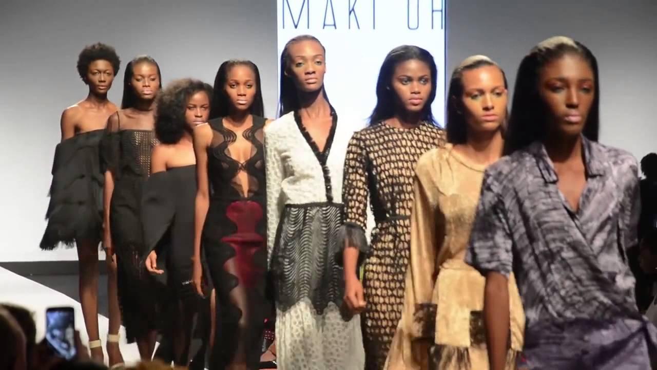 Lfdw2015 Heineken Lagos Fashion Design Week 2015 Day 2 Highlights Pulse Tv Youtube