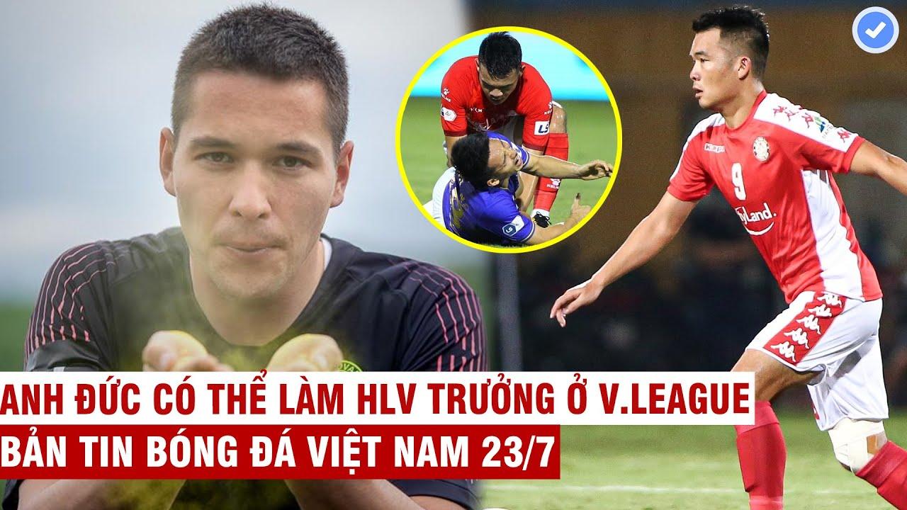 VN Sports 23/7   Filip Nguyễn bị trả lại hồ sơ nhập tịch VN, Vleague hoãn - Hoàng Thịnh hưởng lợi