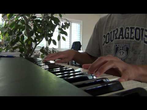 Déjà Vu Soundtrack Piano Cover - Dazzle Me
