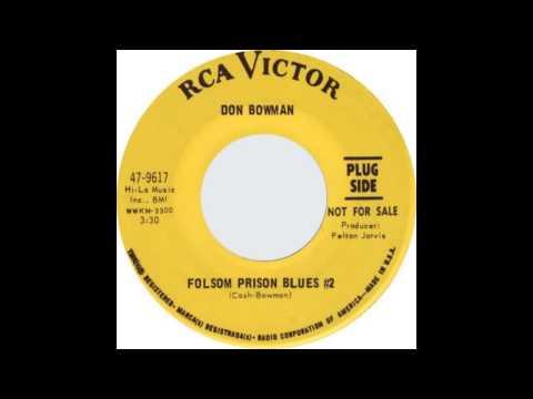 Don Bowman - Folsom Prison Blues #2
