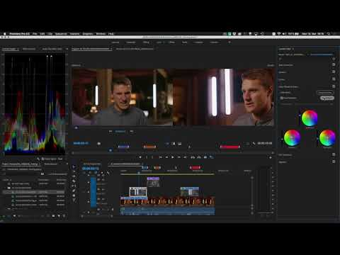 Shot Comparison & Color Match in Premiere Pro (12.1) | Adobe Creative Cloud| Adobe Creative Cloud