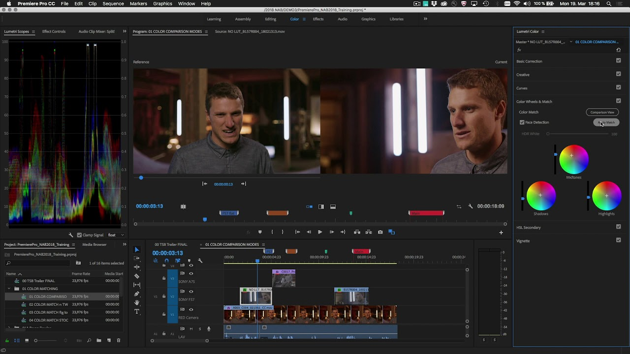 Adobe Premiere Pro CC just got some really useful AI-powered