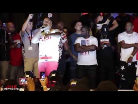 Amani Auto Fest Miami Beach 2015 Performing Live YO GOTTI