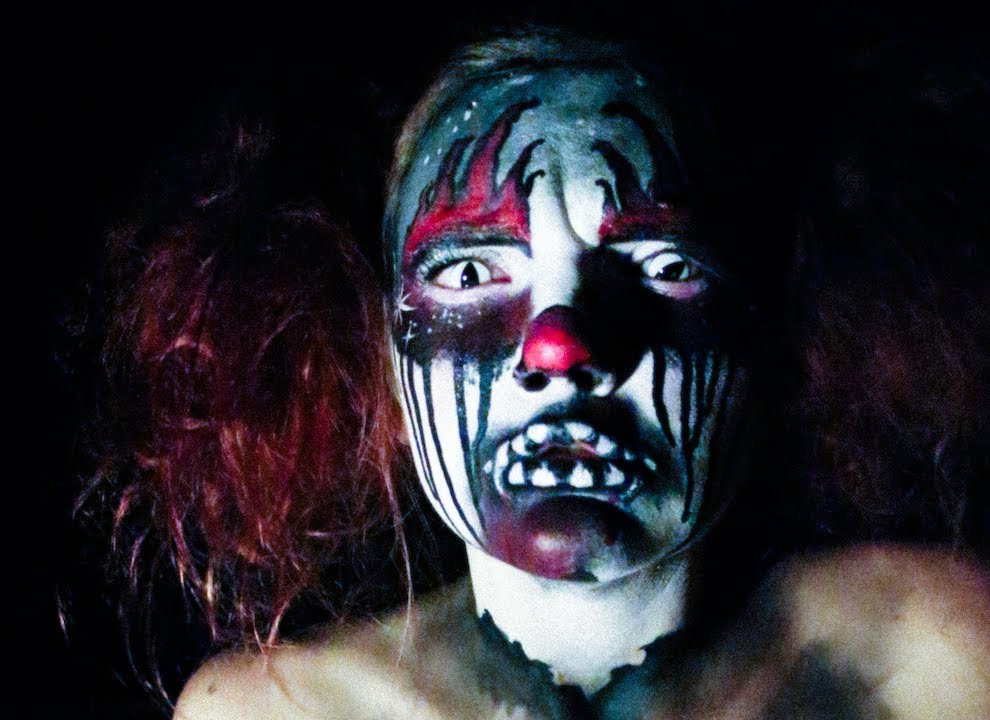 scary clown girl in the basement youtube