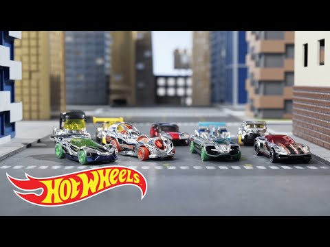 HW Super Chromes™ Makeover | Hot Wheels