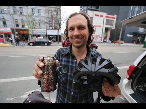 Cycling app promises free goodies to Torontonians
