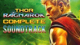 """Thor Ragnarok Music   """"Twilight of the Gods""""   Full Official Soundtrack OST (05 / 23)"""