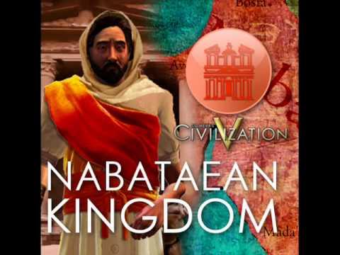 Nabatean Kingdom - Aretas III | Peace