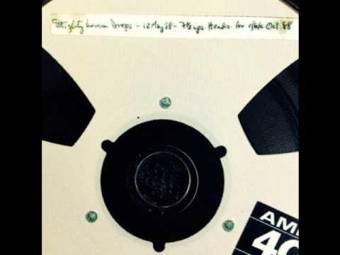 THE MIGHTY LEMON DROPS live KCRW Snap May 12 1988